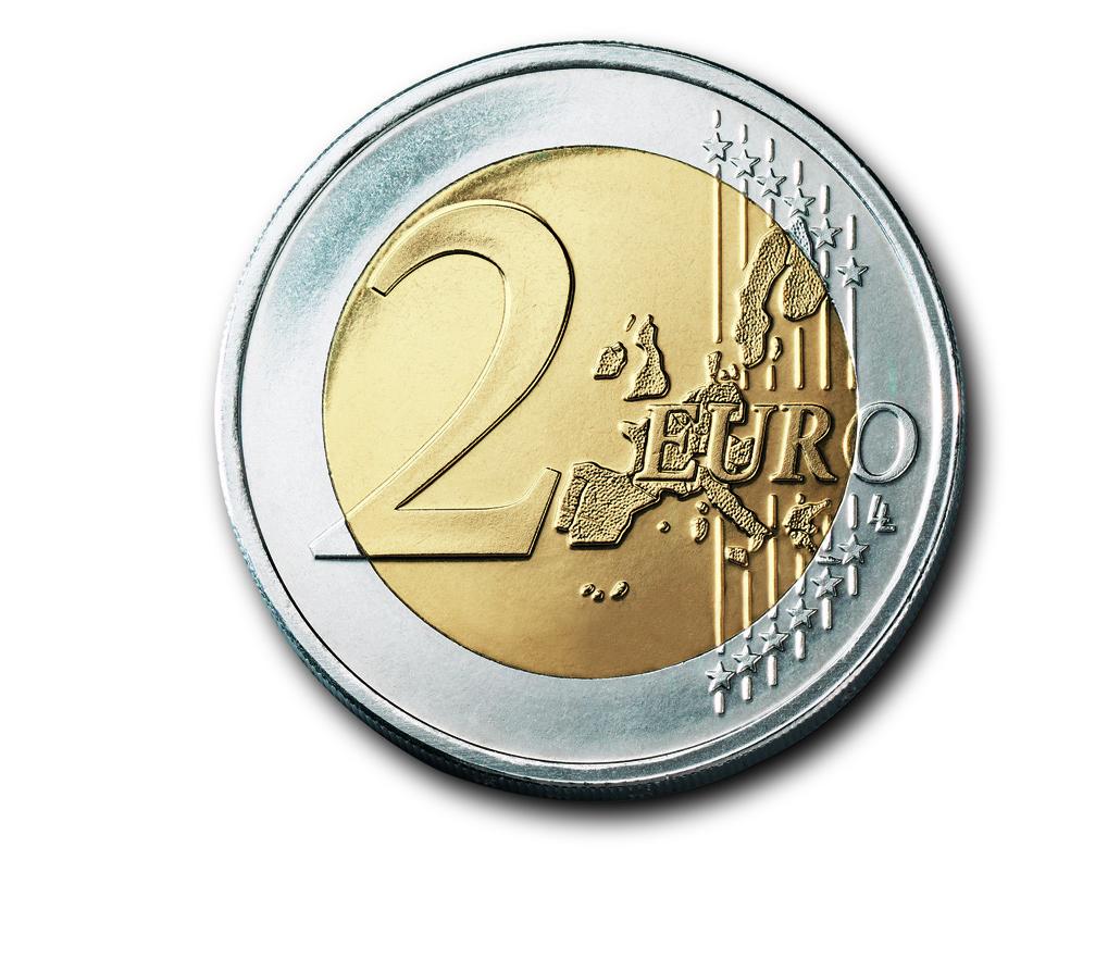 Die Europäische Seite Der Euro Münzen Eu Infode