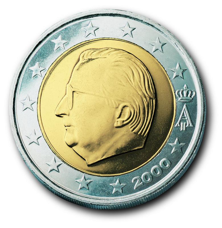 Die Euro Münzen Aus Belgien Eu Infode