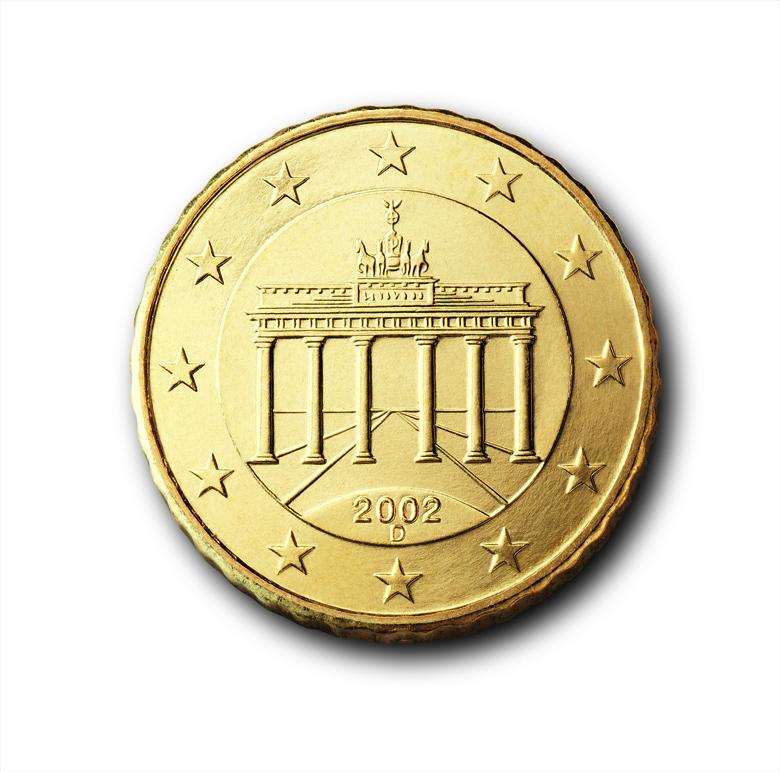 euro münzen rückseite deutschland