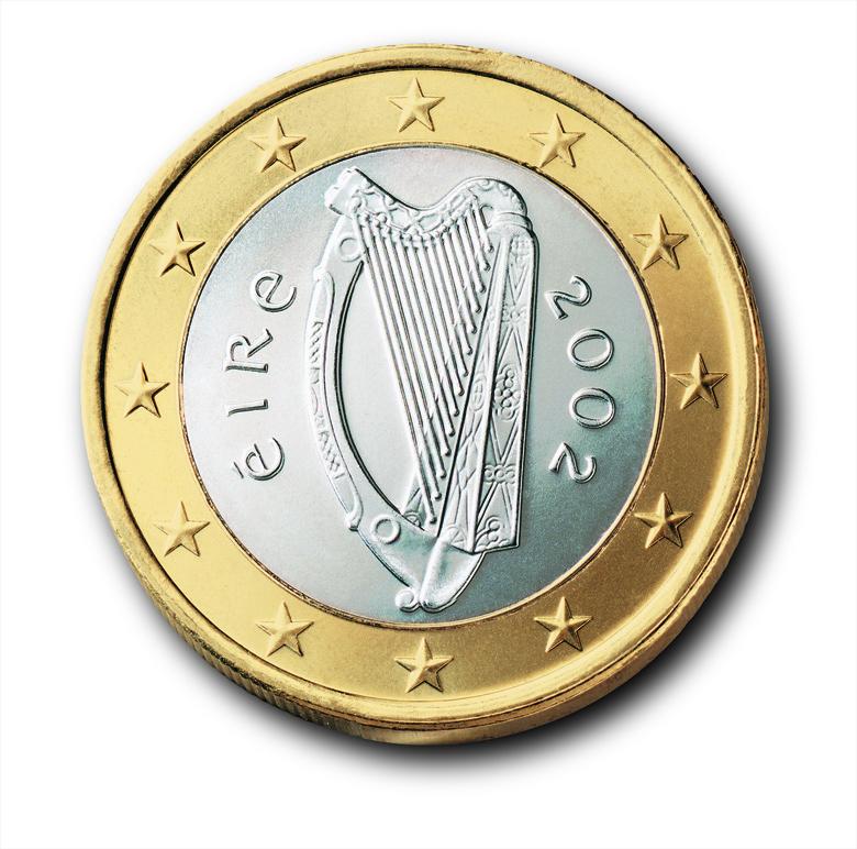 Die Euro Münzen Aus Irland Eu Infode