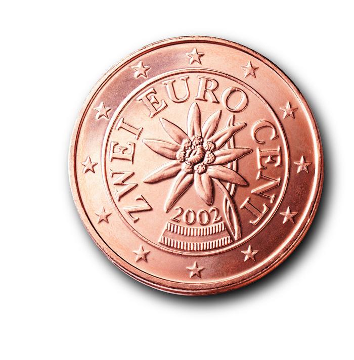 Die Euro Münzen Aus österreich Eu Infode