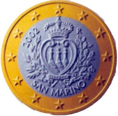 Euro Münzen Aus San Marino Eu Infode