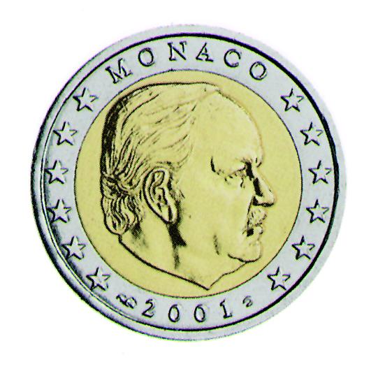 Die Euro Münzen Aus Monaco Eu Infode
