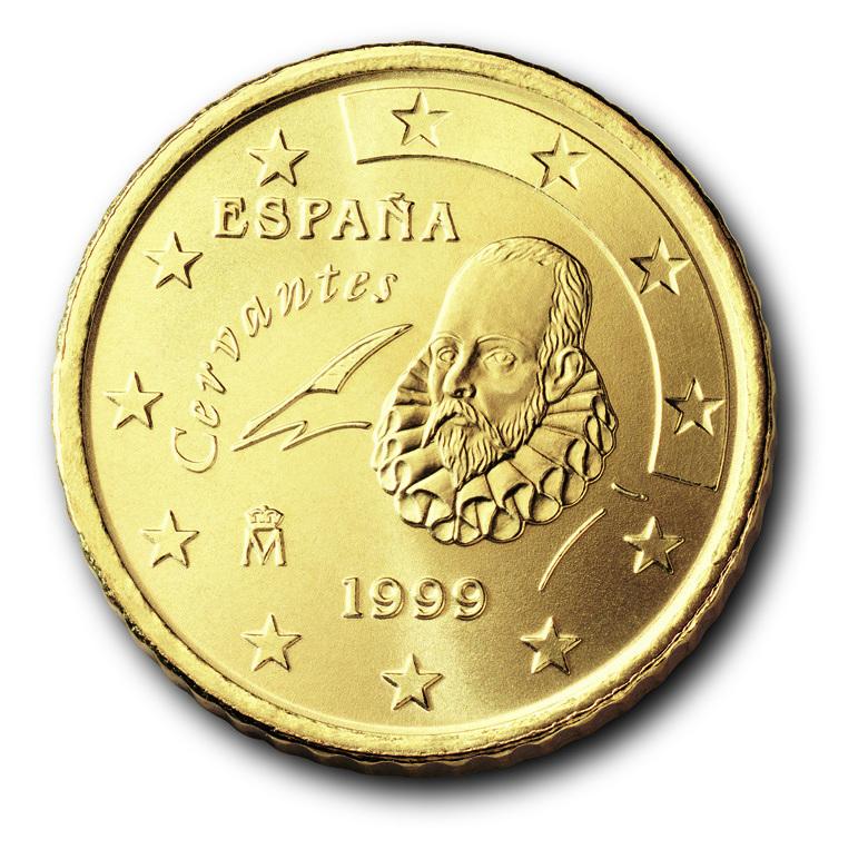 Die Euro Münzen Aus Spanien Eu Infode