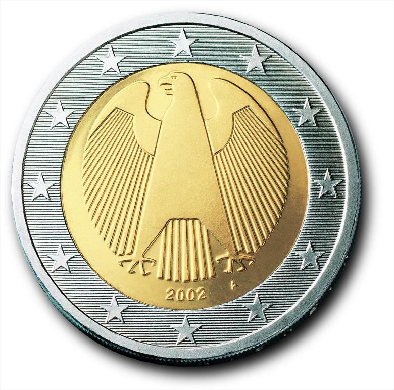 Die Euro Münzen Aus Deutschland Die Rückseiten Eu Infode