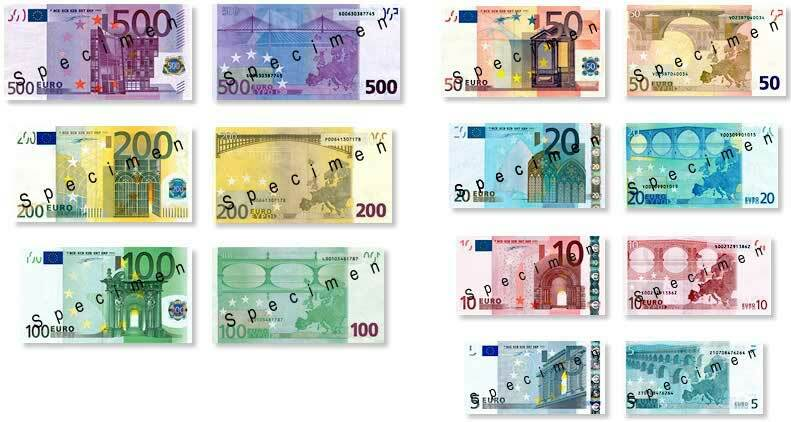 geld markieren