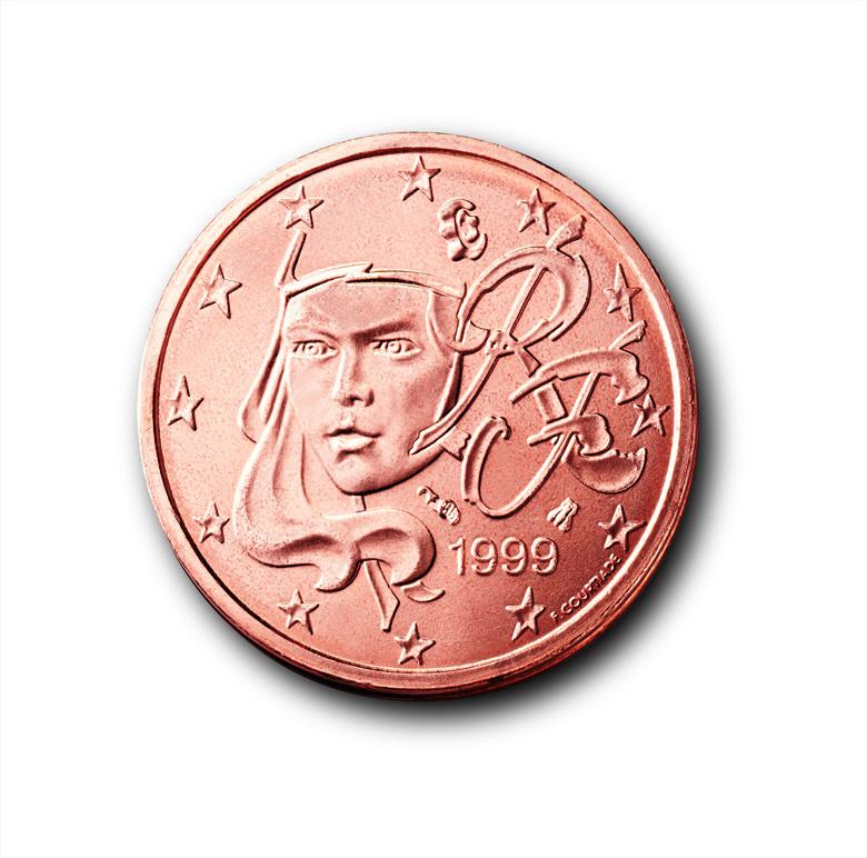 Die Euro Münzen Aus Frankreich Eu Infode
