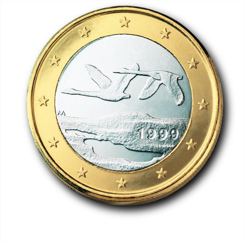 Die Euro Münzen Aus Finnland Eu Infode